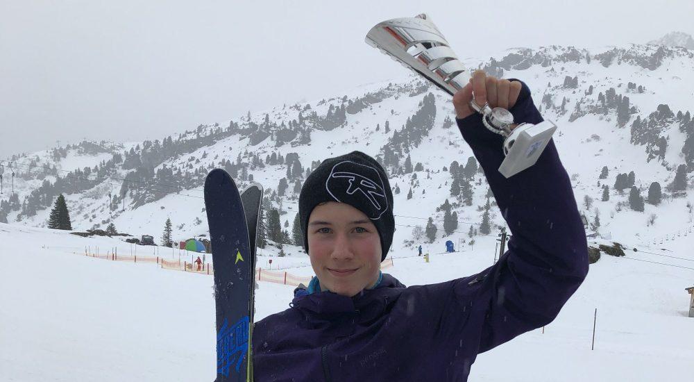 Wir gratulieren unserem Mitglied Maxi Mann zum 2. Platz bei den Schwäbischen Meisterschaften 2020 Telemark Jugend männlich.